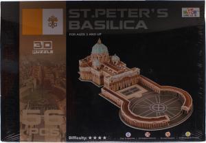 Пазл Ling Le Si 3D Собор Святого Петра 102995