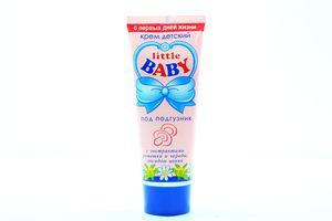 Крем Little Baby дитячий під підгузки 75г х20