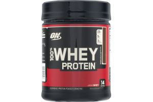 ON 100% Whey Protein Double Rich Chocolate