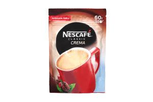 Кава натуральна розчинна Нескафе Класік Крема М'яка Упаковка 60г