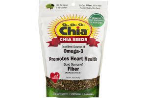 Ch- Ch -Ch- Chia Chia Seeds