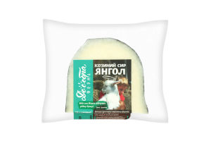 Сыр 50% козий Ангел Доообра Ферма кг