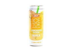 Напій газ Айс токлимонад OKF 0,25л