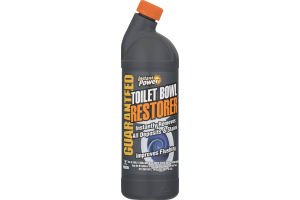 Instant Power Toilet Bowl Restorer