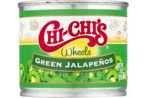 Chi-Chi's Wheels Green Jalapenos