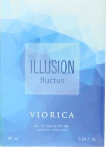 Viorica Illusion Fluctus т/вода чол.90мл