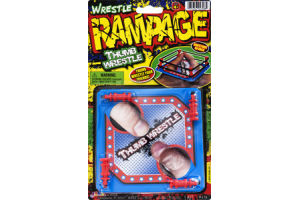 Ja-Ru Wrestle Rampage Thumb Wrestle Ring