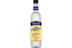 DaVinci Gourmet Sugar Free Almond Syrup