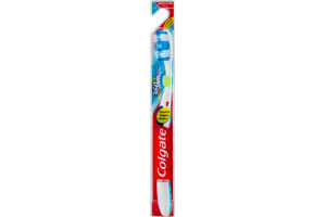 Colgate 360 Whole Mouth Clean Full Head Medium Toothbrush