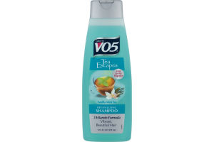 Alberto VO5 Tea Escapes Revitalizing Shampoo Vanilla Mint Tea