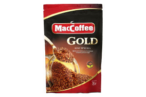 Кава Gold нат розч MacCoffee м/у 75г