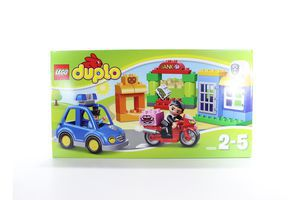 Конструктор Lego Duplo Поліція 10532