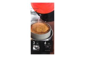 Кофемолка 3в1 №T300-BK Klassic Cafflano 1шт