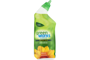 Green Works Toilet Bowl Cleaner Original Fresh