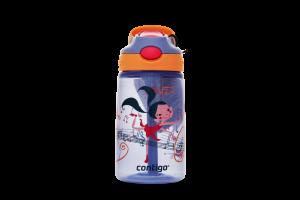 Бутылка детская Contigo Gizmo Flip фиолетов 0,42л