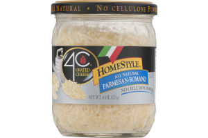 4C Grated Cheese Homestyle All Natural Parmesan-Romano