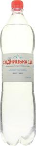 Вода минеральная сильногазированная Східницька 118 п/бут 1.5л