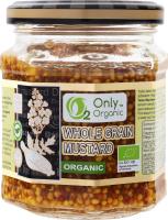 Гірчиця в зернах органічна Французька О2 Only Organic с/б 190г