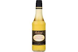 Roland Garlic Flavored White Wine Vinegar