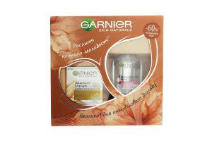Набор для ухода за лицом Растительные Клетки молодости 35+ Garnier 1шт