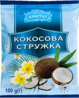 Стружка кокосова Кристал м/у 100г