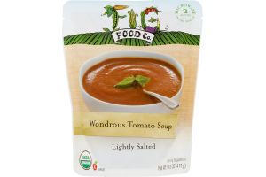 Food Co. Wondrous Tomato Soup Lightly Salted