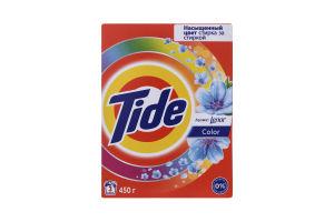 Порошок стиральный Automat 2в1 Color Lenor Scent Tide 450г