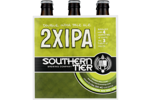 Southern Tier Brewing Company 2XIPA Double India Pale Ale - 6 PK