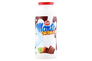Цотт Монте напій молочний з шоколадом та лісовими горіхами 200мл