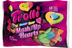Trolli Sweet & Sour Mashup Hearts