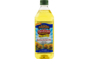 Pompeian OlivExtra California Select Safflower Oil