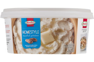Hormel Mashed Potatoes Homestyle