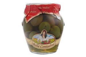 Оливки Bella Contadina Ночеллара в рассоле