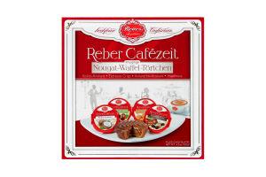 Цукерки Reber Cafezeit Час для кави 120г х8