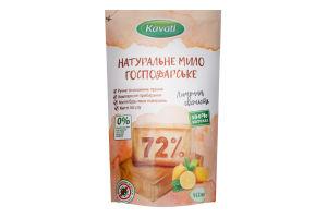 Мыло жидкое хозяйственное Лимонная свежесть Kavati 460мл