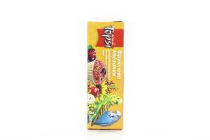 Десерт для грызунов фруктовая корзинка Topsi 3шт 45г