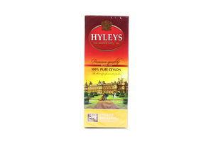 Чай Хейлис английский завтрак в пакетиках 25шт*1,5г