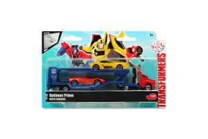 Іграшка для дітей від 3років Optimus Prime Transformers Dickie Toys 1шт