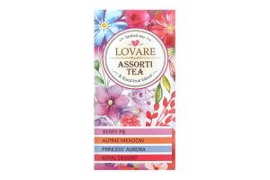 Чай цветочный ассорти Lovare к/у 24х1.5г