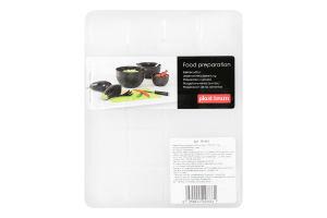 Доска кухонная Plast Team D*-4