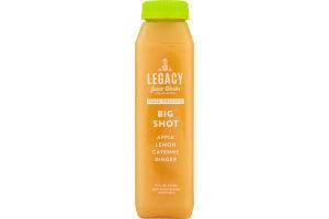Legacy Juice Works Cold Pressed Juice Big Shot