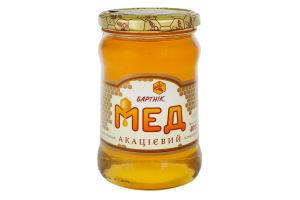 Мед акацієвий Бартнік с/б 400г