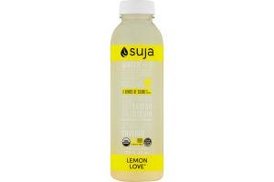 Suja Water Lemon Love