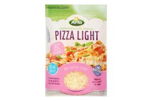 Сир 25% тертий напівтвердий мікс Pizza light Arla м/у 150г