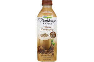 Bolthouse Farms Mocha Cappuccino Perfectly Protein Coffee Beverage