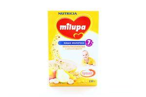 Каша мультизлаковая со смесью фруктов Nutricia Milupa 230г