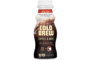 Shamrock Farms Cold Brew Coffee & Milk Mocha