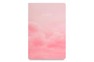 Блокнот Розовые облака A5 32л в ассортименте Y*-1