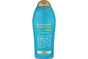 OGX Intensely Invigorating Lotion Eucalyptus Mint