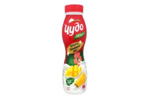 Йогурт 2.5% Гавайский микс Чудо п/бут 270г